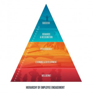 Hierarchy of Employee Engagement
