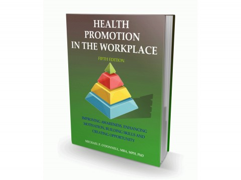 Leading Health Promotion Book is available for Free to HERO Members  (Pay it forward!)