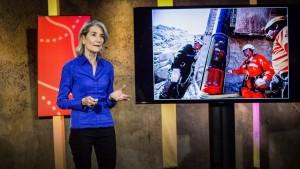 Dr. Amy Edmondson TED talk