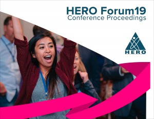 cover of HERO Forum19 Proceedings