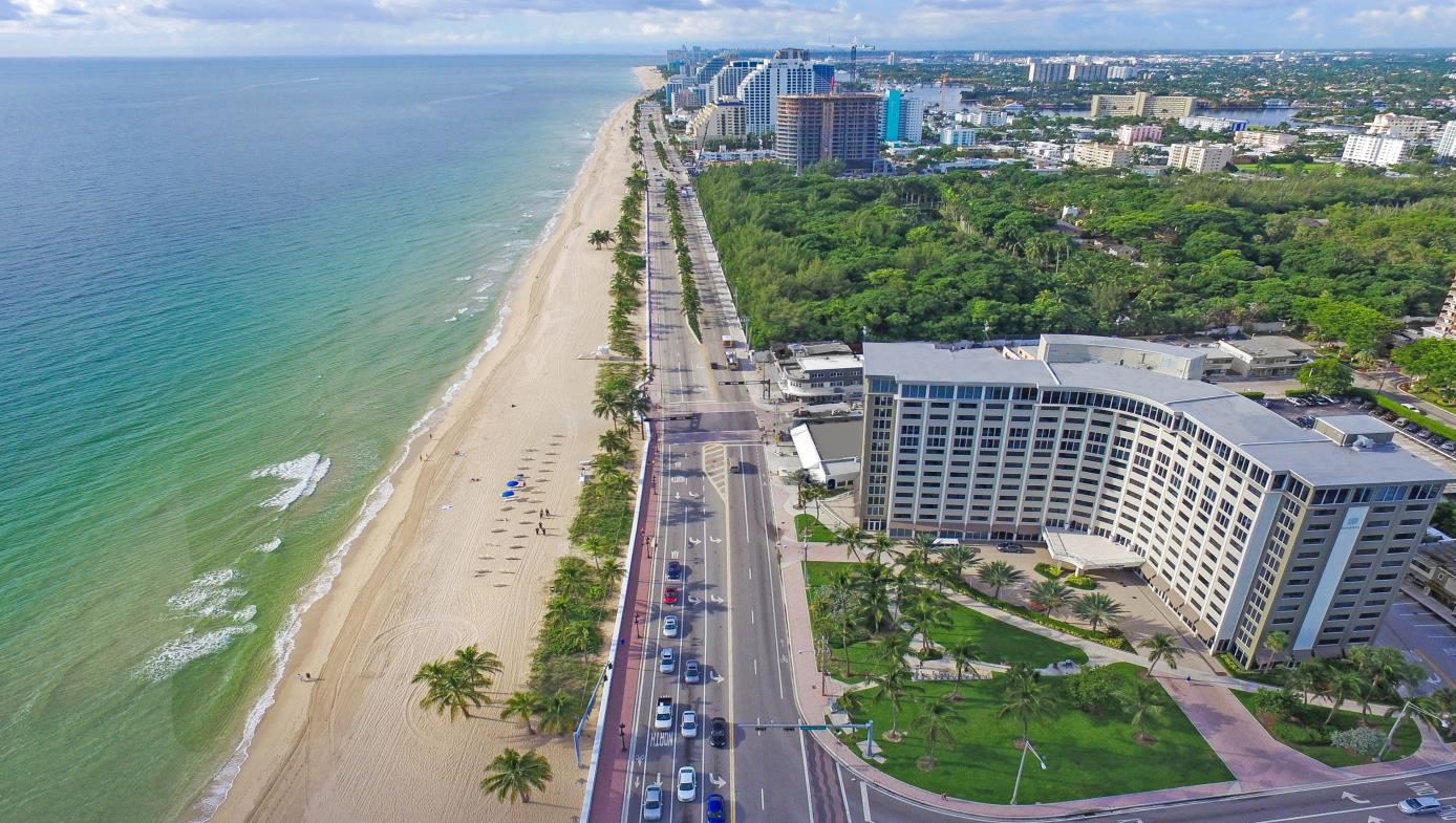 Sonesta Fort Lauderdale Beach, Fort Lauderdale, Florida