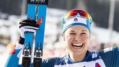 HERO Forum20 Ambassador: Olympic Champion Jessie Diggins