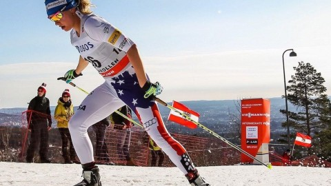 Countdown to Forum: Jessie Diggins Interview Part 2