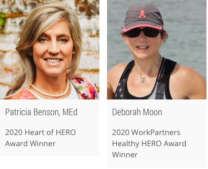 HERO award winners