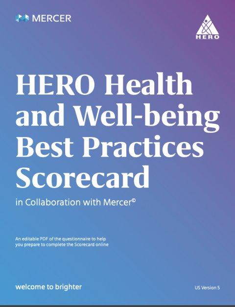 What's new in Version 5 of the HERO Scorecard?